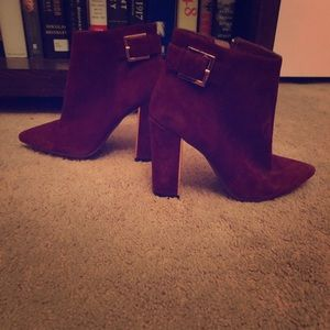 Shoes - New never worn booties from Ted Baker